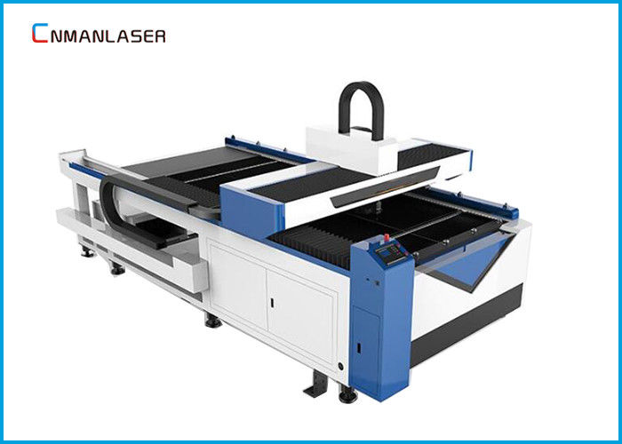 Intelligent CNC Desktop Metal Fiber Laser Cutting Machine For Cooper Brass