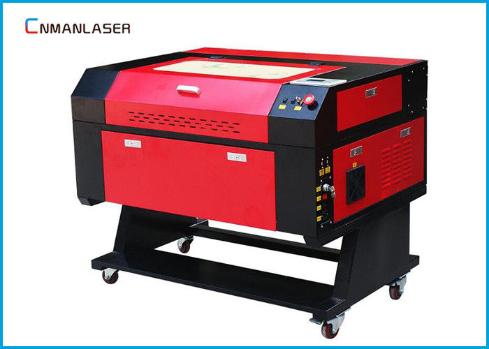 Industrial Small DSP System Cnc CO2 100w Wood MDF Laser Cutting Machine