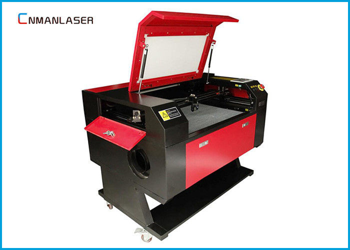 Mini Laser Engraving Cutting Machine For Rubber Stamp High Precision