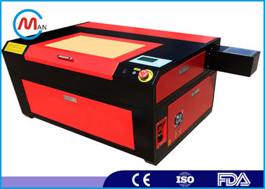 चीन Portable Acrylic Wood Laser Engraving Equipment CO2 Laser Engraving Machine फैक्टरी